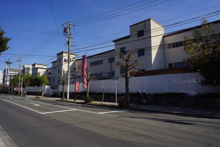上田市立第二中学校旧校舎