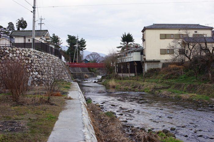 矢出沢川②