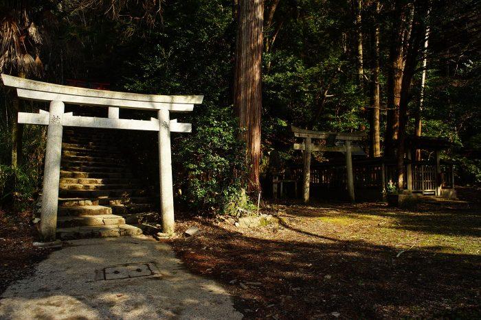 瀧宮神社のお社