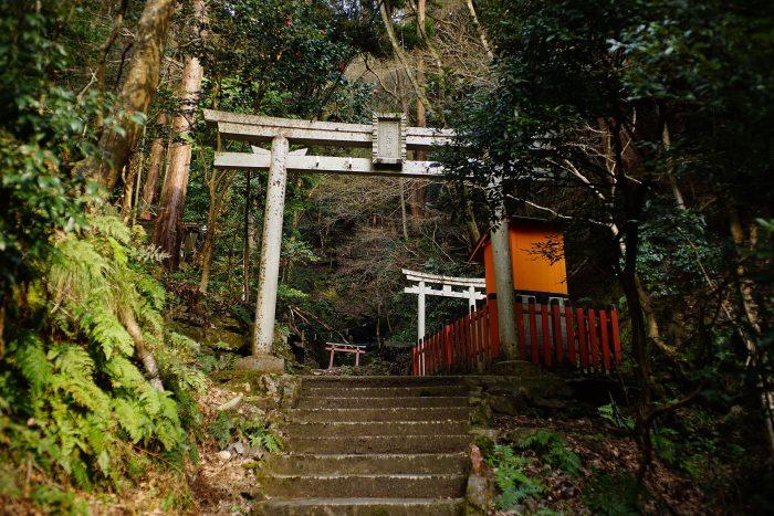 瀧宮神社/稲荷