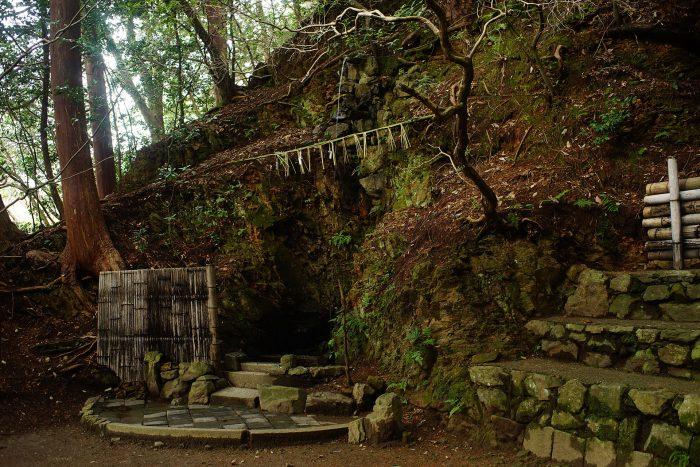 毘沙門堂/お滝①