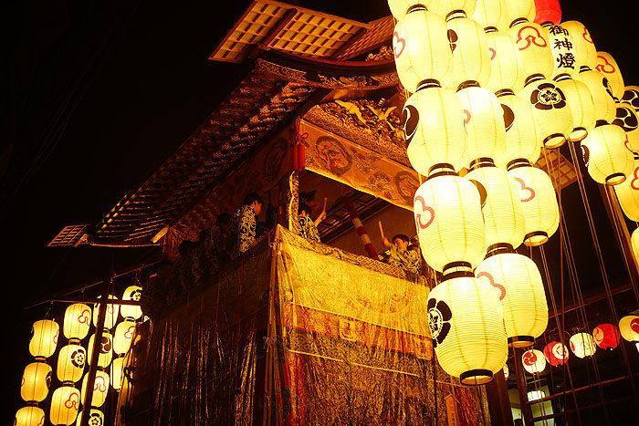 祇園祭前祭 放下鉾