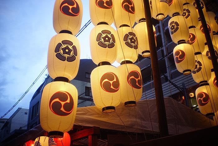 祇園祭前祭 菊水鉾