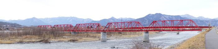 千曲川橋梁①