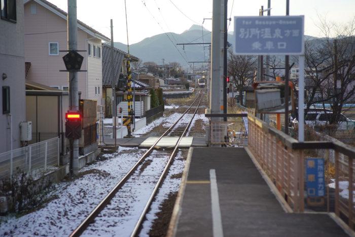 三好町駅②