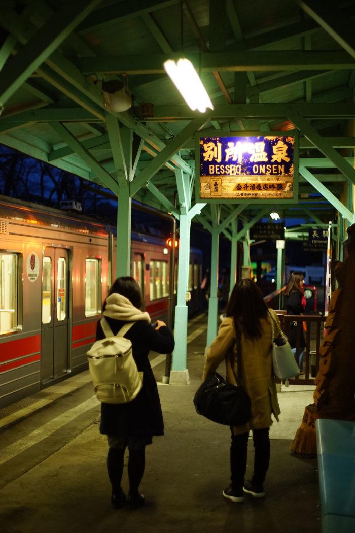 別所温泉駅⑥