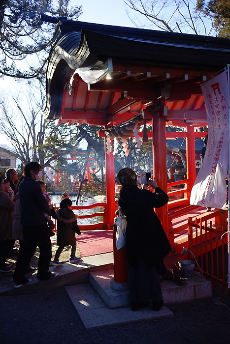 上田 生島足島神社