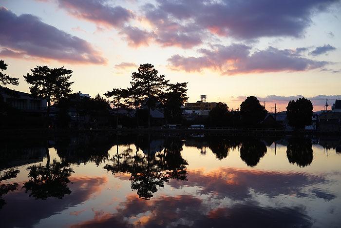 奈良 猿沢池