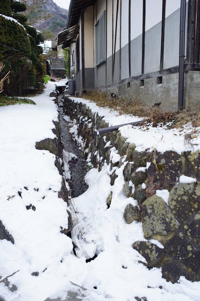 山家の屋敷跡④