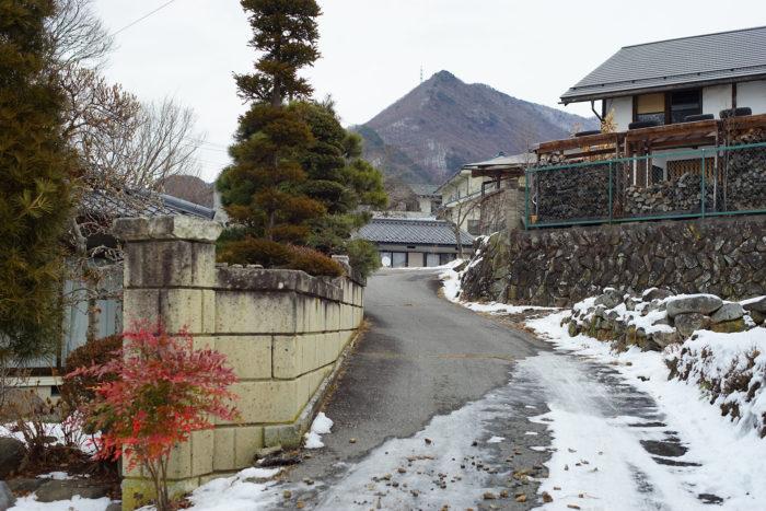 山家の屋敷跡⑰