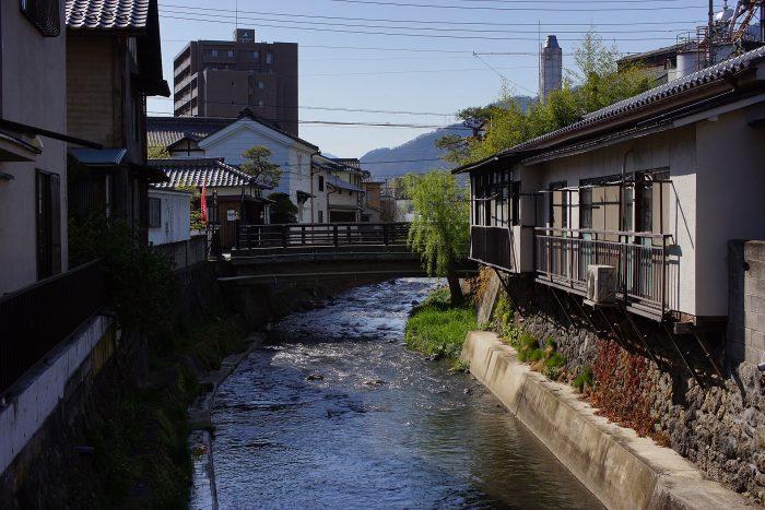 矢出沢川①