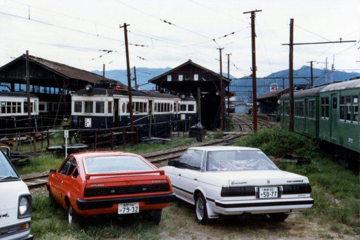 上田原電車区①