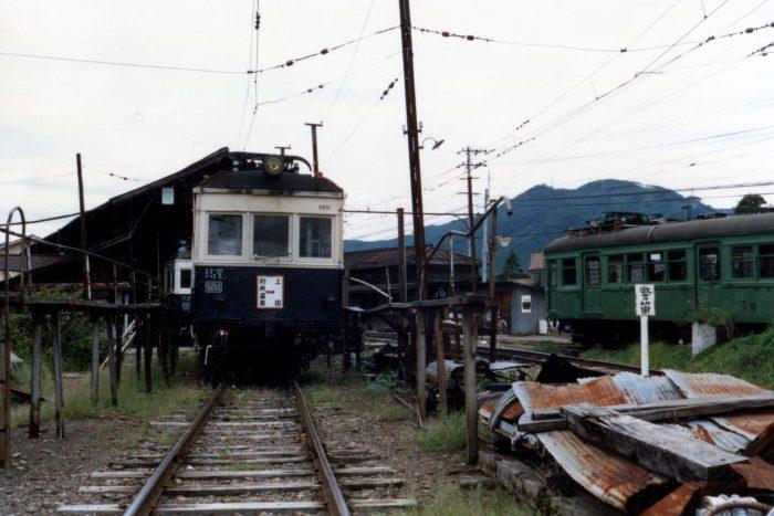 上田原電車区④