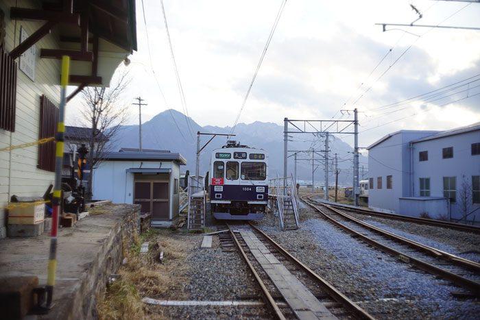 下之郷駅①