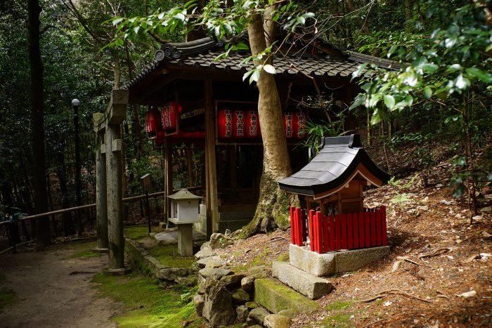 赤山禅院/稲荷社