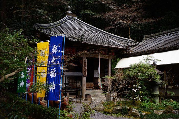 赤山禅院/福禄寿殿