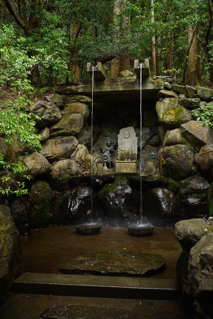 赤山禅院/お滝