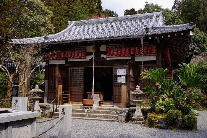 赤山禅院/不動堂