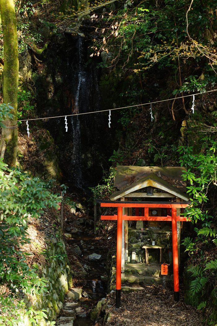 如意輪の滝⑤