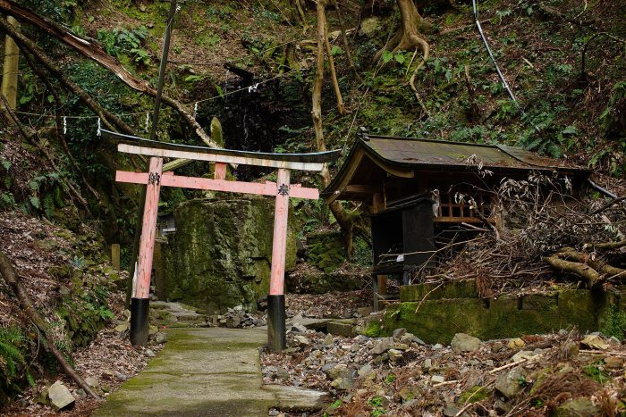 瀧宮神社/お滝①