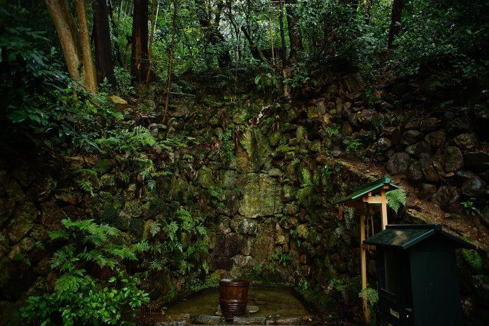 長楽寺/お滝②