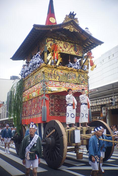 祇園祭後祭 山鉾巡行