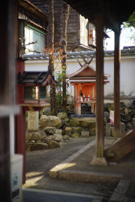 奈良町 徳融寺