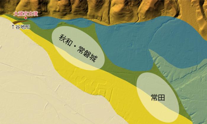 上田盆地の地質⑫