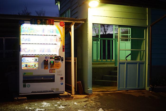 八木沢駅④