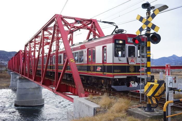 千曲川橋梁②