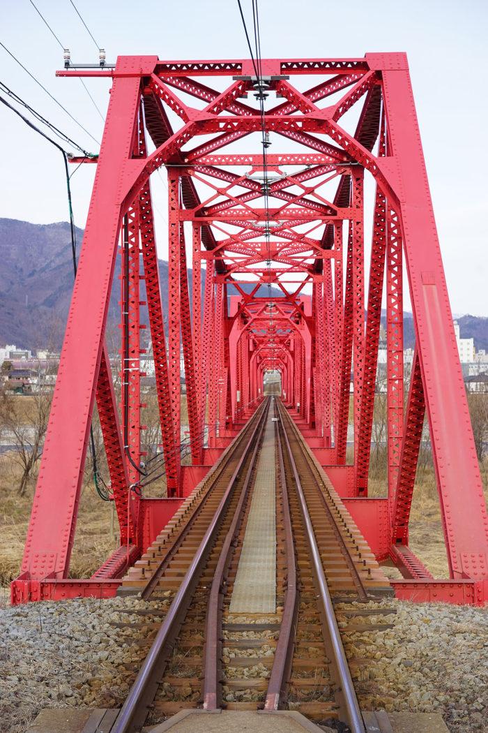 千曲川橋梁④