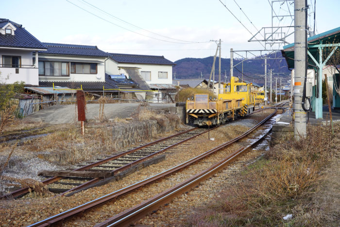 中塩田駅③