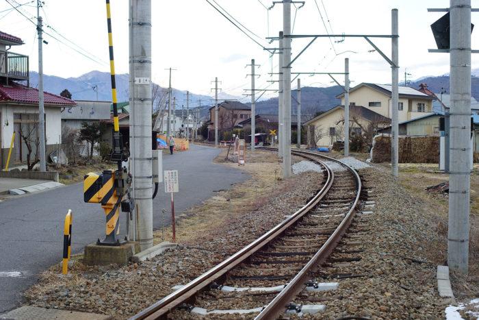 中塩田駅~塩田町駅⑦