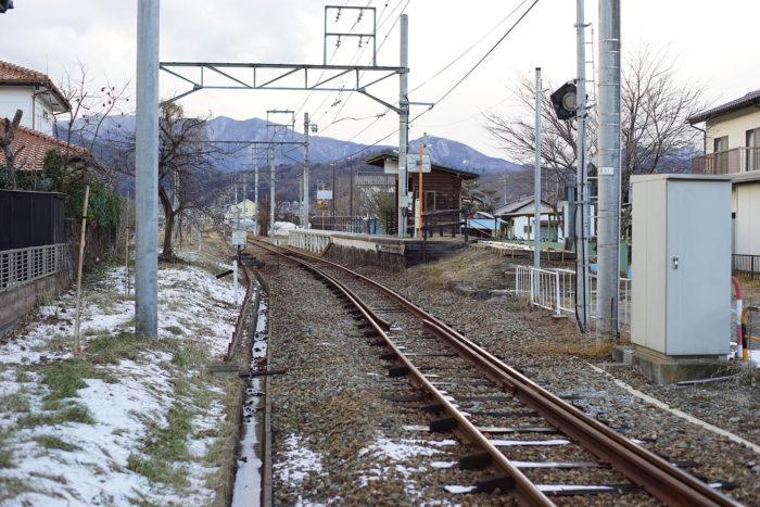 中野駅~舞田駅①