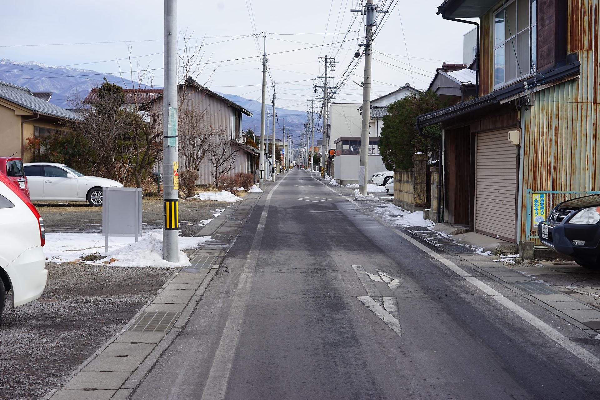 街道探究⑧